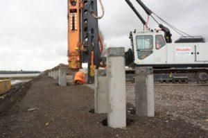Concrete Piling