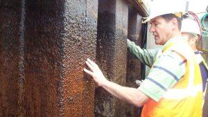 Steel Corrosion Florida