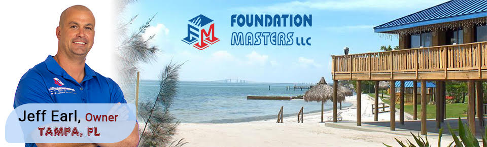 Foundation Repair Bayshore Tampa 33606, 33629