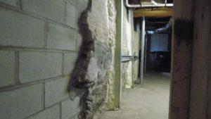 Bowing Wall