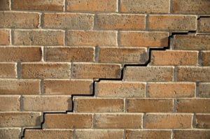 Stair-Step Crack