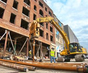 Commercial Foundation Repair Atlanta